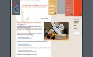 Ligue Midi-Pyrénées Judo