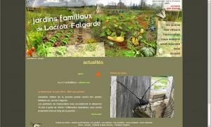 Jardins Familiaux de Lacroix-Falgarde