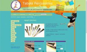 Tabala Percussions